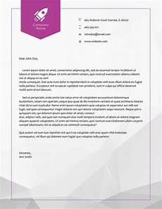 Business Letter With Letterhead Format 50 Free Letterhead Templates For Word Elegant Designs