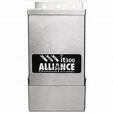 Alliance Lighting Transformer Alliance Lighting It300 Low Voltage Intelligent