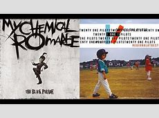 Famous Last Sink (Mashup)   twenty one pilots & My Chemical Romance   YouTube