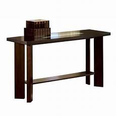 steve silver company delano sofa table de150s