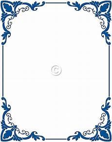 Free Blue Borders Free Border Clip Art Frames Blue Pinterest Blue