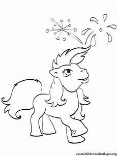 Ausmalbilder Einhorn Unicorn Unicorn Malvorlagen Gratis