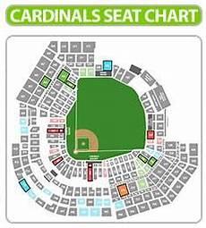 Arbor Stadium Seating Chart St Louis Cardinals Tickets Busch Stadium