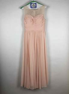 Azazie Dress Size Chart Azazie Light Pink Sleeveless Pleated Ruffled Maxi Dress