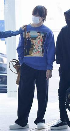 shop taehyung airport fashion mode asiatique mode tenue