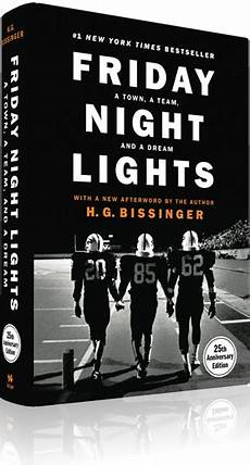 Friday Night Lights Author Friday Night Lights Author Discusses Iconic Book 25