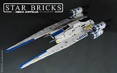 star7 2020 mini hd original lego wars u wing ucs tratto da rogue one mattonito