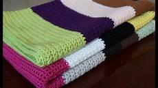crochet blanket single crochet blanket