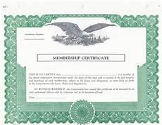 Stock Certificates Templates Duke 6 Membership Stock Certificates
