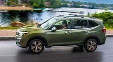 subaru suv 2020 2020 subaru forester review the safety can t go