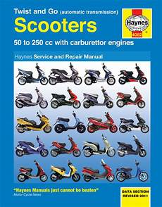 Haynes Twist And Go Scooters