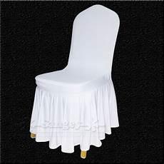 aliexpress com buy white spandex wedding chair covers