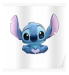 stitch posters redbubble