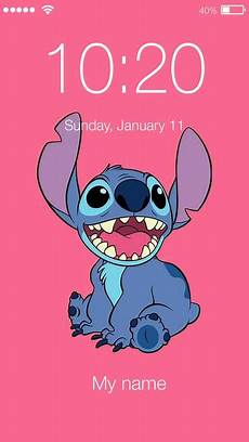 stitch wallpaper lilo lock screen phone lock for android
