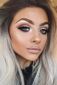 28 looks and makeup tips for valentines day