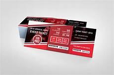 Tickets Design Creative Concert Event Ticket Design Template 001978