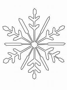 bildergebnis f 252 r schneeflocken malen schneeflocke vorlage