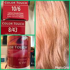 Age Beautiful 9rc Light Strawberry Strawberry 1 1 2 Oz Color Touch 10 6 Lightest