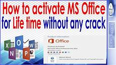 Office Word For Free Ms Office 2016 Life Time Activation Without Key No Patch