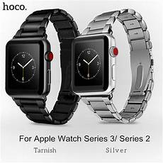 Luxury Stainles Steel Band by Original Hoco Luxury Stainless Steel Band For Apple