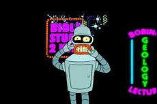 Futurama Light Reference The Simpsons Futurama Walk In The Dark With