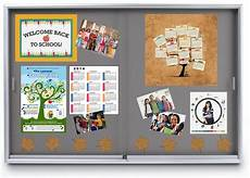 Resigning From A Board Indoor Enclosed Bulletin Board 6 X 4
