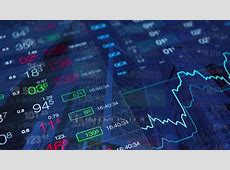 STOCK MARKET VIDEO BACKGROUND ? For financial news, stock