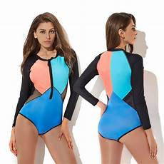 bathing suit sleeve sleeve bathing suit with sleeves swimsuit zip up