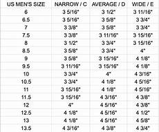 Wide Foot Measurement Chart Wide Feet Here Are The Causes And How To Break The Curse