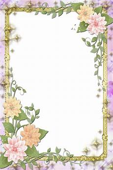 transparent flowers frame gallery yopriceville high