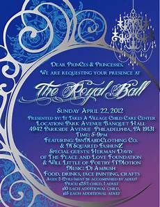 Formal Ball Invitations Royal Ball Invitation Wording Google Search With Images