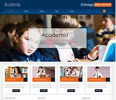 free college website templates in php education website sample example template college