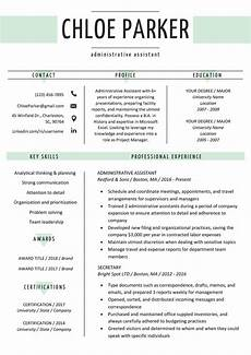 Resume Temolate Free Creative Resume Templates Amp Downloads Resume Genius