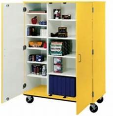 the office leader 67 quot h closed mobile storage cabinet