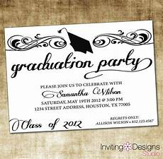 Graduation Celebration Invitations Graduation Ceremony Invitation Templates