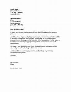 Who Makes A Good Reference 40 Awesome Personal Character Reference Letter