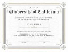 Fake Degree Certificates Free 11 Free Printable Degree Certificates Templates Hloom