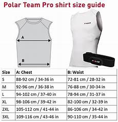 polar size chart polar merchandise pih register now