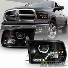 2016 Ram Light Black Smoke 2009 2017 Dodge Ram 1500 2500 3500 Smd Led