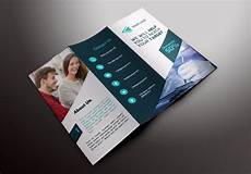 Tri Fold Flyer It Services Tri Fold Brochures Brochure Templates