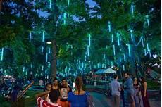 Park In Philly With Lights Spruce Street Harbor Park Philadelphia In 2019 Harbor