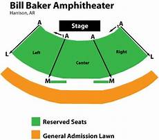 Marks And Harrison Amphitheater Seating Chart Tickets Jamey Johnson In Harrison Ar Itickets