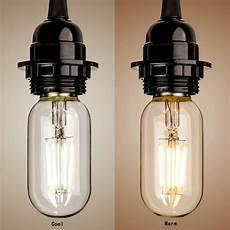 Vintage Light Bulbs Cool White E27 4w T45 Cob Led White Warm White Vintage Antique