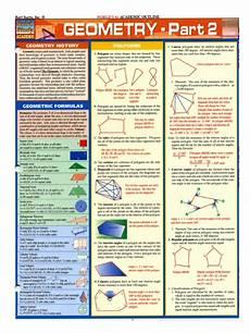 Quick Study Charts Pdf Geometry Part 2 Quick Study Bar Charts