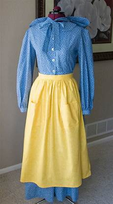 pioneer clothes jengerbread creations pioneer dress