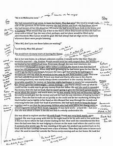 Critical Reading Essay Examples The Scarlet Letter Annotations Levelings