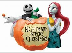 11.75 Inch The Nightmare Before Christmas Pumpkin Multi