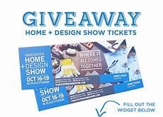 Vancouver Home Design Show Free Tickets Enter To Win Tickets To The Vancouver Home Design Show