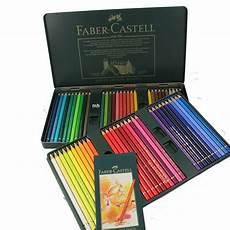 Faber Castell Malvorlagen Uk Faber Castell 60 Colour Pencils Tin Set Polychromos For