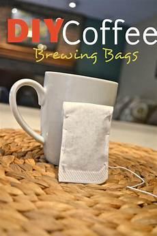 Coffee Bag Diy Coffee Brewing Bags